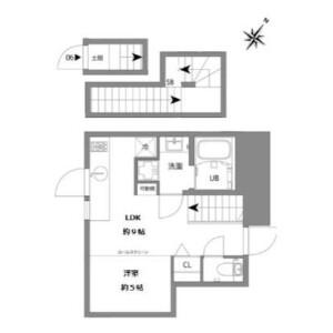 1DK Mansion in Otsuka - Bunkyo-ku Floorplan