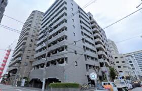 1K {building type} in Motomachi - Osaka-shi Naniwa-ku
