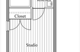 豊島区 池袋(2〜4丁目) 1K アパート