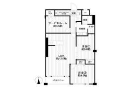 2SLDK {building type} in Nakashinden - Ebina-shi