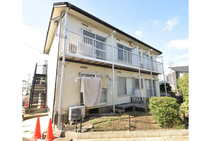 2DK Apartment to Rent in Nagareyama-shi Exterior