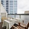 1K Apartment to Rent in Toshima-ku Balcony / Veranda