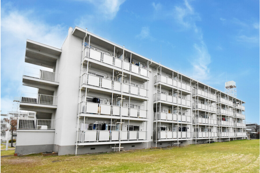 2K Apartment to Rent in Ota-shi Exterior
