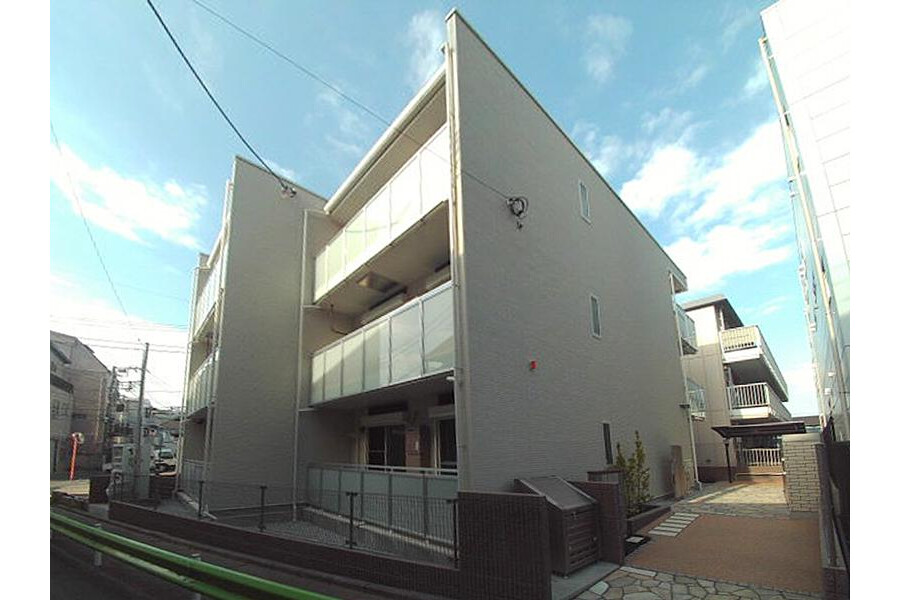 1LDK Apartment to Rent in Chofu-shi Exterior