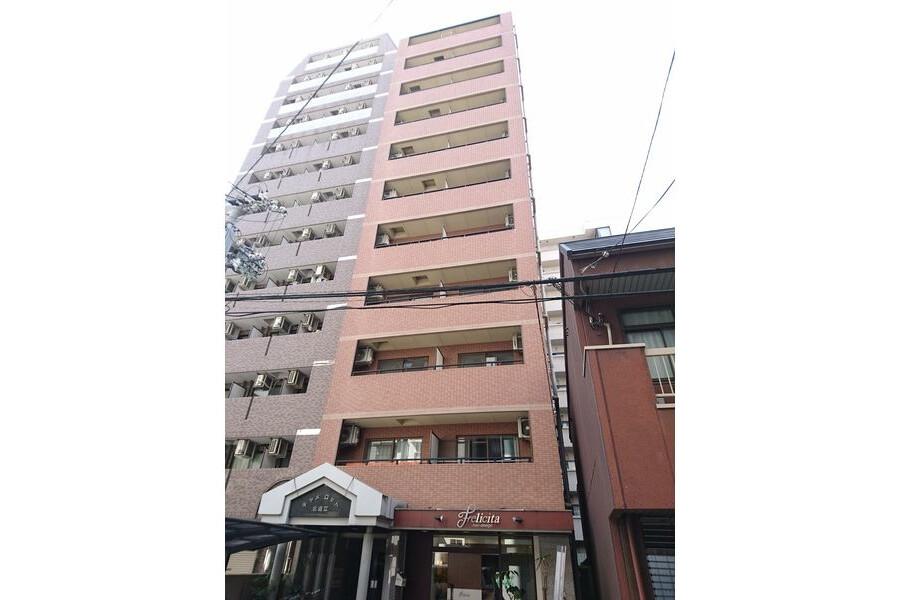 1DK マンション 大阪市西区 外観