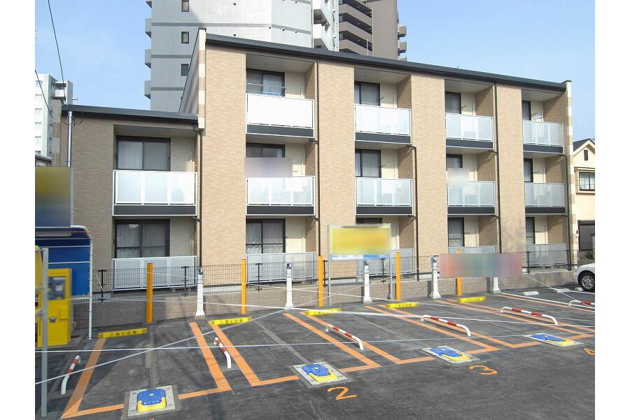 1K 아파트 to Rent in Toshima-ku Exterior
