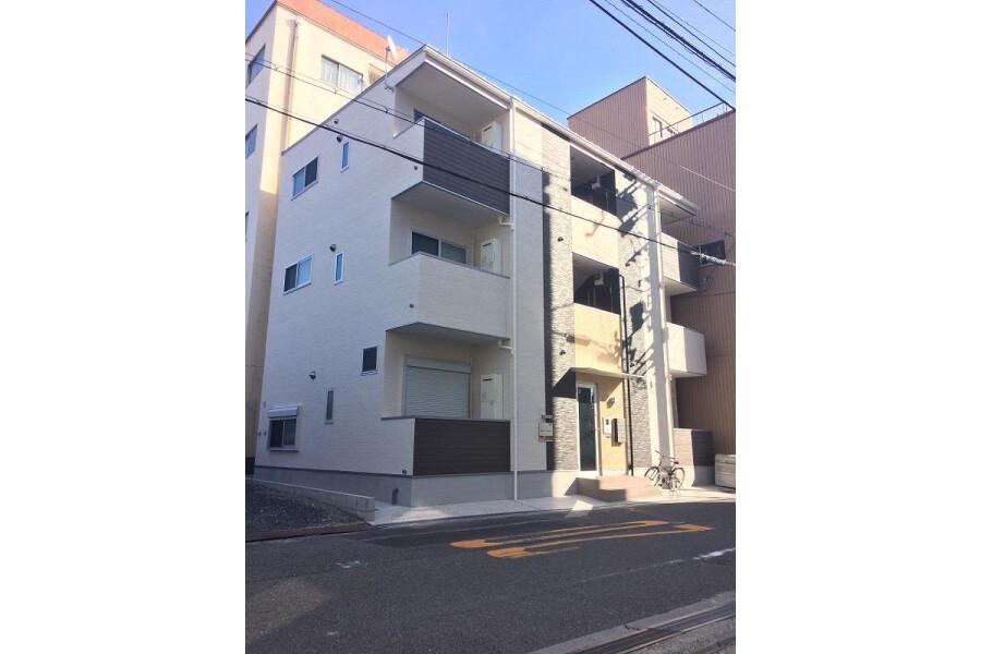 1LDK Apartment to Rent in Osaka-shi Nishiyodogawa-ku Exterior