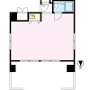 1K Apartment to Buy in Osaka-shi Chuo-ku Floorplan