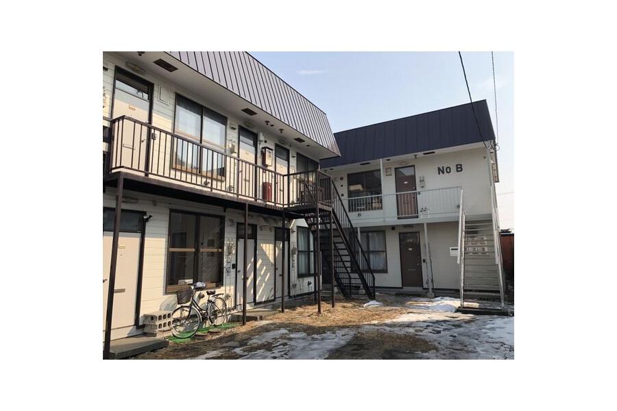 1DK Apartment to Rent in Tomakomai-shi Exterior