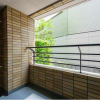 2LDK Apartment to Buy in Minato-ku Balcony / Veranda