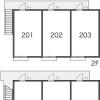 1K 아파트 to Rent in Tokorozawa-shi Floorplan