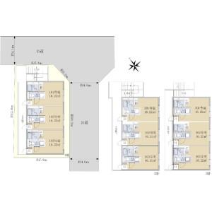 Whole Building {building type} in Higashirokugo - Ota-ku Floorplan
