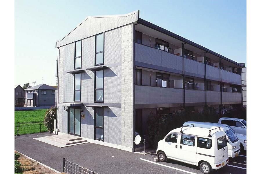 1LDK Apartment to Rent in Kumamoto-shi Exterior