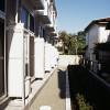 1K Apartment to Rent in Fujisawa-shi Balcony / Veranda