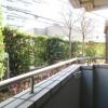 1DK Apartment to Rent in Shibuya-ku Balcony / Veranda