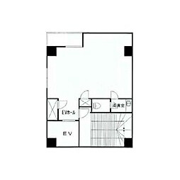 Whole Building {building type} in Tsukiji - Chuo-ku Floorplan