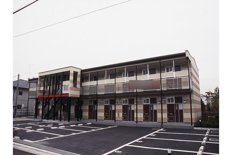 1K Apartment to Rent in Sagamihara-shi Midori-ku Exterior