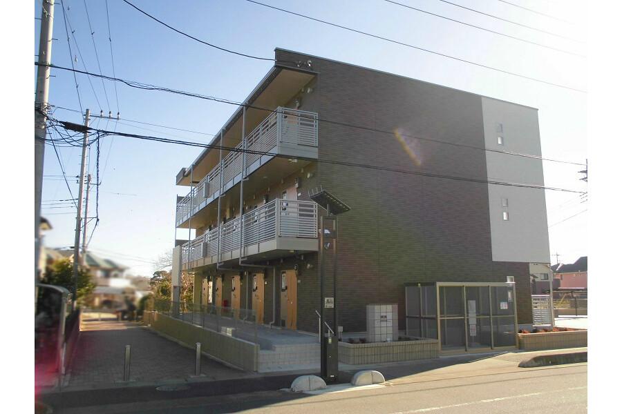 1R Apartment to Rent in Higashimatsuyama-shi Exterior