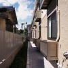 1K Apartment to Rent in Kunitachi-shi Outside Space