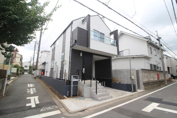 2SLDK House to Buy in Meguro-ku Exterior