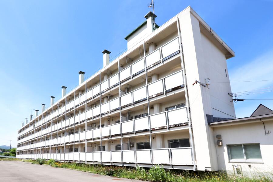 1LDK Apartment to Rent in Otaru-shi Exterior