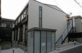 大阪市城東区 中浜 1K アパート