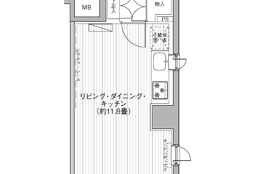 港區赤坂-1LDK公寓大廈