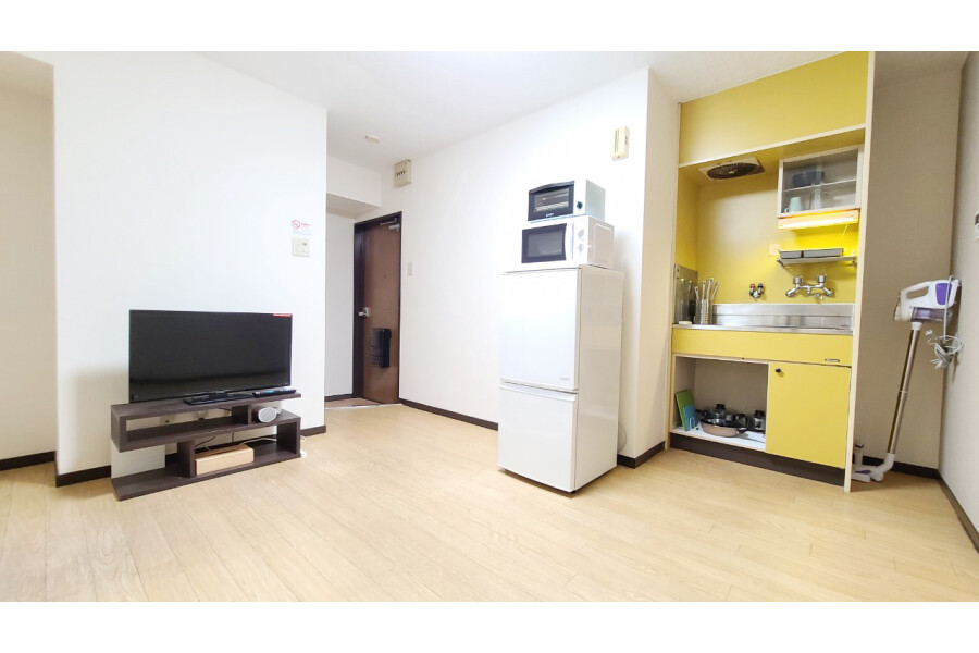 1R Apartment to Rent in Osaka-shi Tennoji-ku Interior