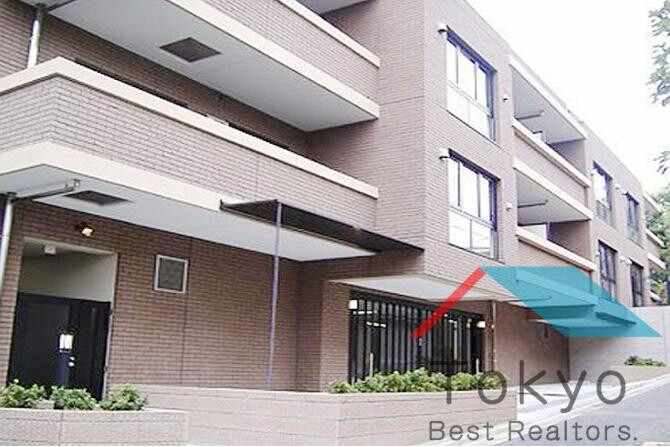 1SLDK Apartment to Rent in Nakano-ku Exterior
