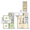 3LDK House to Rent in Setagaya-ku Floorplan