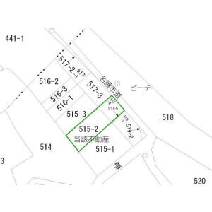 Land only {building type} in Yaga - Nago-shi Floorplan