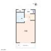 1R Apartment to Buy in Kita-ku Floorplan