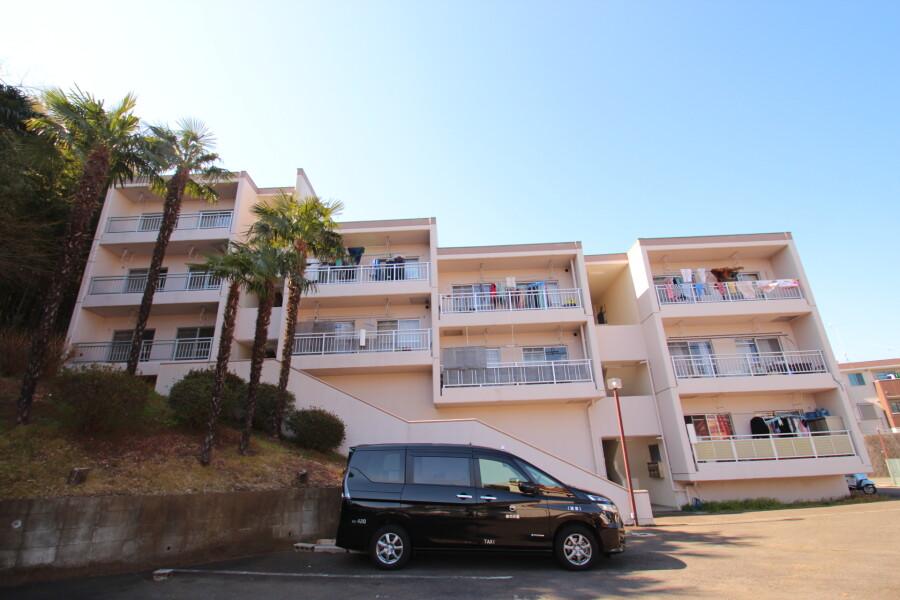 3LDK Apartment to Rent in Kawasaki-shi Miyamae-ku Exterior