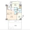1SLDK Apartment to Buy in Shibuya-ku Floorplan