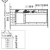 1K Apartment to Rent in Maizuru-shi Layout Drawing
