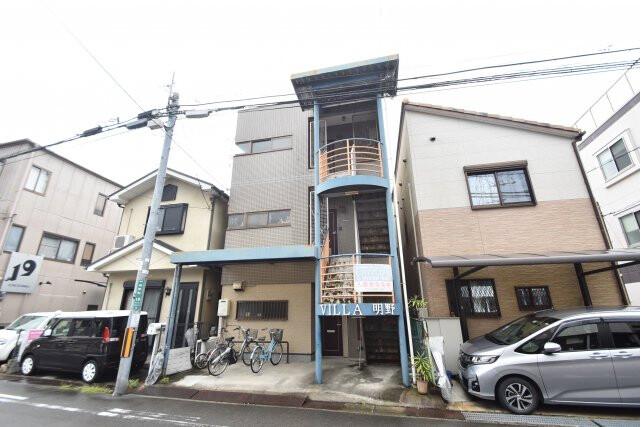 1LDK Apartment to Rent in Takatsuki-shi Exterior