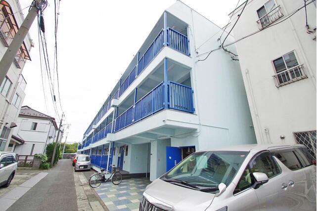 1DK 맨션 to Rent in Ota-ku Exterior