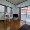 1K Serviced Apartment to Rent in Yokohama-shi Kohoku-ku Bedroom