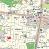 1R Apartment to Rent in Nakano-ku Access Map