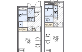 1K Apartment in Koishikawa - Bunkyo-ku