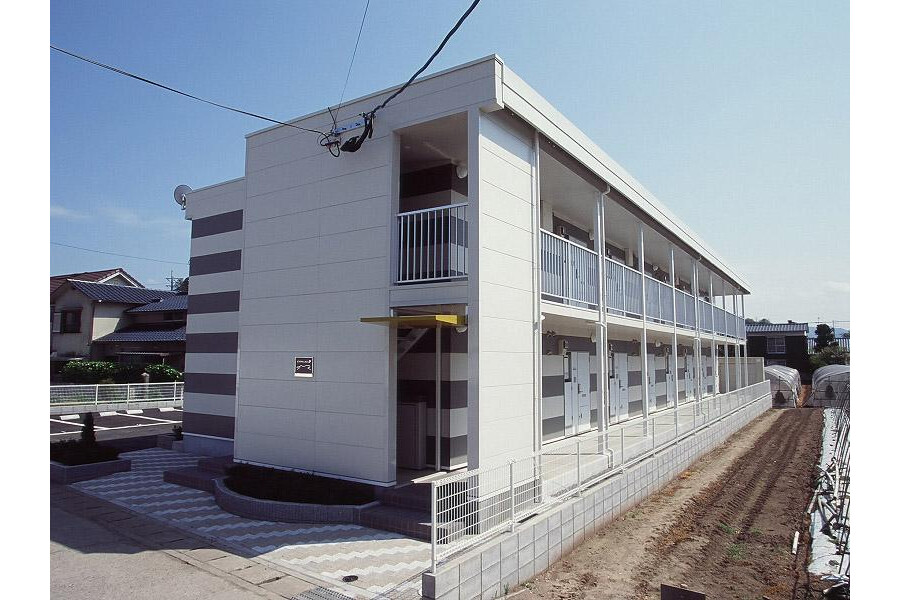 1K Apartment to Rent in Oita-shi Exterior