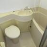 在大阪市中央区购买1R 公寓大厦的 盥洗室