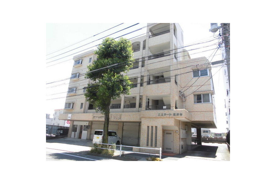 2LDK Apartment to Rent in Nagoya-shi Meito-ku Exterior