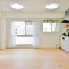 1R Apartment to Buy in Osaka-shi Yodogawa-ku Living Room
