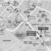 2LDK Apartment to Rent in Chuo-ku Map