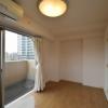在涩谷区购买2LDK 公寓大厦的 卧室