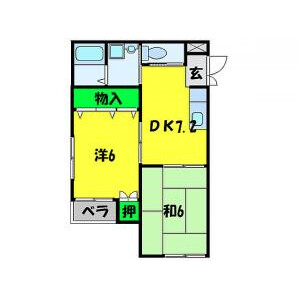 Whole Building {building type} in Tengachayahigashi - Osaka-shi Nishinari-ku Floorplan