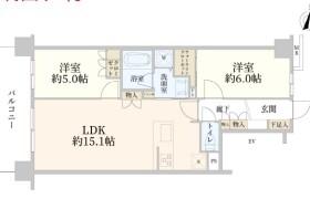 町田市 南町田 2LDK {building type}