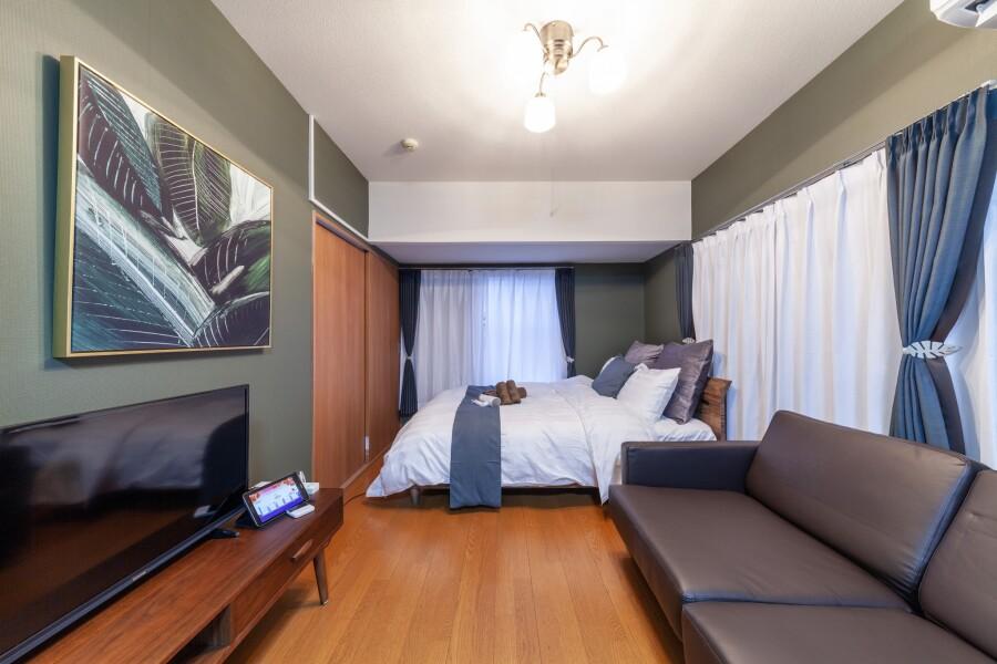 1K アパート 豊島区 リビングルーム