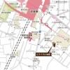 1K Apartment to Rent in Toshima-ku Map